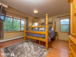 Bunk Room: Full over Full Bunk Beds & 1 Twin Trundle Bed