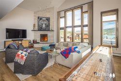 Black Eagle Town Home | Ski-in/Ski-out | Private Hot Tub | Stunning Decor