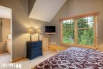 Master Bedroom with King Bed & En Suite