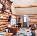 Your Cowboy Heaven Cabin Retreat