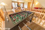 Upper Loft: Foosball Table