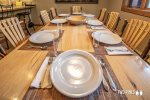 Dining Area- Table Seating for 8