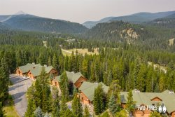 NEW LISTING | Elegant Pines Condo | Your MT Mountain Retreat- Private Hot Tub & Sauna!