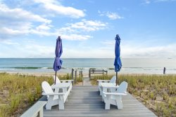 443 Atlantic Avenue Amazing beachfront home, steps to the ocean, sunrises extraordinaire