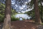 Lil Builtmore `Boat Dock and view of Shumont Estates Lake`