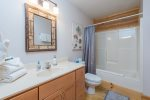 Lower Level Game Area w/pool table, foos ball, & air hockey