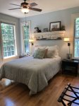 Second Entry Level Bedroom with Queen Bed