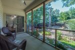 Screened in Porch with Views