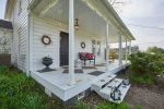 spacious porch for your enjoyment