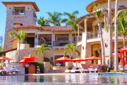 Hacienda Beach Club - Cabos San Lucas 2 Bedroom Sleeps 6 - Beach Front Views!