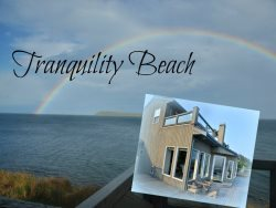 Beachfront Home in Diamond Point, just 20 minutes east of Sequim