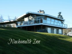 Northwest Native American Influenced home in the Heart of Port Angeles