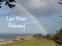 Lyre River Hideaway-House with Waterfront Views and Beach Access
