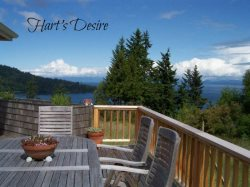 Located 12 Miles West of Port Angeles on Freshwater Bay. Great Views & Within Walking Distance to Beach