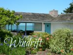 Stunning water views and beach access with room for the entire family