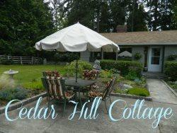 Cedar Hill Cottage-Great Family Friendly Home tucked beneath the Cedars
