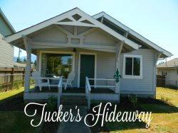 Tucker`s Hideaway&#59; Pet Friendly Cottage in Port Angeles