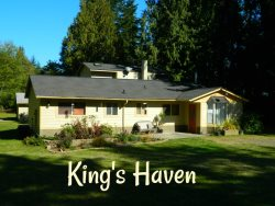 Family Friendly Home Base for visiting the Olympic National Park