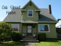 Oak Street Haven, Family Home close to Olympic National Park