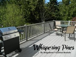 Whispering Pines, Northwest living near Olympic Discovery Trail