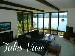 Tides View Waterfront Retreat