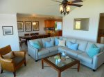 Open concept, great for family gatherings