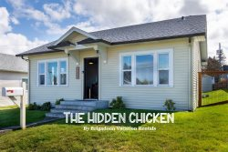 New! Remodeled House in Port Angeles with Playful Touches Pet friendly