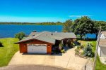 The Cedar Lodge on Big Fish Lake