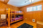 Twin Bunk Beds Great for Kids, Chest Full of Games