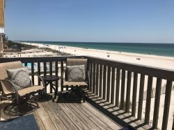 Direct Gulf Front 2 BR Condo w/ Great Views