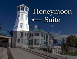 Romantic Couple Getaway - Lighthouse Suite