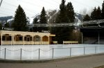 Year-Round Outdoor Ice Skating