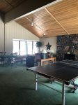 Ping Pong Table in Community Room
