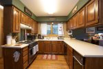Very Functional Galley Kitchen