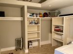 Large Laundry / Storage Room