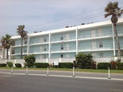 Vacation rental condominium. Sleeps 6, 2 bedrooms, ( 1 king, 2 twins, sleeper sofa ),  1 bathroom. No pets allowed. Beachfront,  Ground Floor.  City of South Padre Island Permit No.:  2018-083566