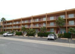 Second floor walk- up condo. Sleeps 6, 2 bedrooms,( 1 king, 2 fulls ),  2 bathrooms. Cats, Dogs allowed. Shared Pool CITY PERMIT # 2015-706076 NO SPRING BREAKERS