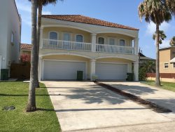 Vacation rental duplex. Sleeps 8, 3 bedrooms,( king, queen, 2 twins, sleeper sofa ) , 2 bathrooms. No pets allowed. CITY PERMIT # 2015-962956NO SPRING BREAKERS !
