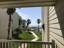 SPACIOUS BEACH FRONT BUNGALO WITH BEAUTIFUL VIEWS OF THE GULF OF MEXICO