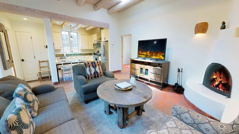 Luxury Santa Fe Vacation Rental Recently Remodeled Two