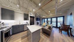 The Lincoln 502, 1 Bed / 1 Bath, Luxury Loft Style Condo