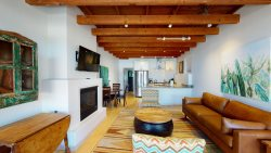 Chama Casita: FREE $50 Spa Credit! NEW Casita in The Downtown Railyard District