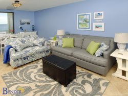 Rest, Relax and Enjoy ~ Direct Beach Views ~ Beach Decor ~ Convenient Orange Beach Location