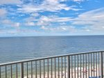 Balcony View of the Gulf of Mexico