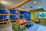 Lower Level Rec Bunk Room