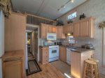 Large Fully Furnished Kitchen with Counter Space