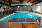 Heated Pool in Clubhouse