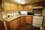 Fully Furnished, Open Concept Kitchen with Ample Counter Space