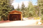 Large Blue River RV Site with Picnic Shelter 359
