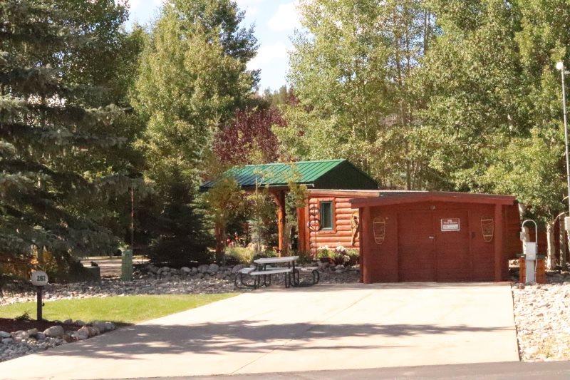 Rv Club Site 262 Tiger Run Resort Breckenridge Co
